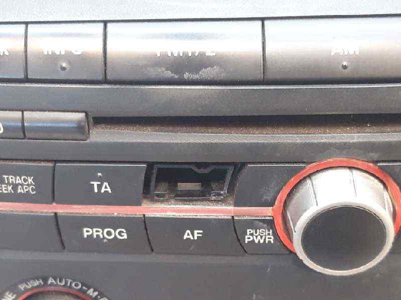 SISTEMA AUDIO / RADIO CD MAZDA 3 BERLINA (BK) 1.6 CRDT  Active   (109 CV) |   11.03 - 12.07_img_1