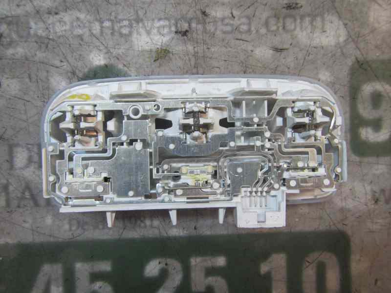 LUZ INTERIOR RENAULT SCENIC III Grand Dynamique  2.0 16V (140 CV) |   0.09 - ..._img_1