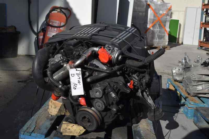 MOTOR COMPLETO BMW SERIE 3 BERLINA (E46) 320d  2.0 16V Diesel CAT (136 CV)     04.98 - 12.01_img_0