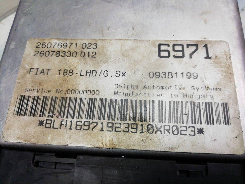 COLUMNA DIRECCION FIAT PUNTO BERLINA (188) 1.9 D ELX (I)   (80 CV) |   0.99 - ..._img_2