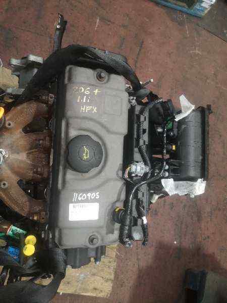 MOTOR COMPLETO PEUGEOT 206+ Básico  1.1  (60 CV) |   02.09 - 12.12_img_1