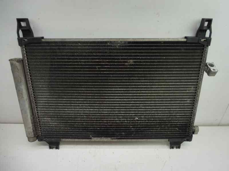 CONDENSADOR / RADIADOR  AIRE ACONDICIONADO TOYOTA YARIS TS  1.4 Turbodiesel CAT (90 CV) |   11.08 - 12.10_img_0