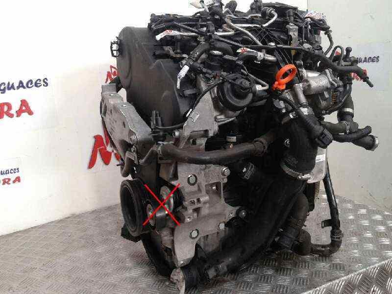 MOTOR COMPLETO VOLKSWAGEN PASSAT BERLINA (3C2) 2.0 TDI   (140 CV) |   0.05 - ..._img_0