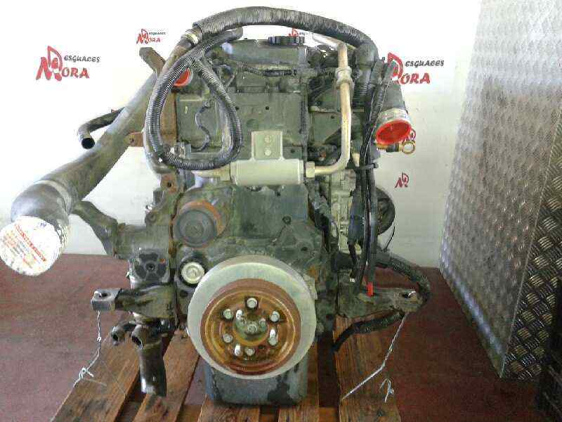 MOTOR COMPLETO IVECO EUROCARGO TECTOR 140E280       ... _img_0