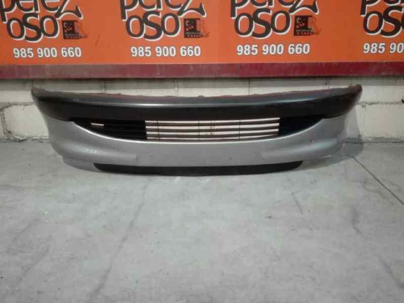 DEFENSA DELANTERA PEUGEOT 206 BERLINA XR  1.9 Diesel (69 CV) |   06.98 - 12.02_img_1