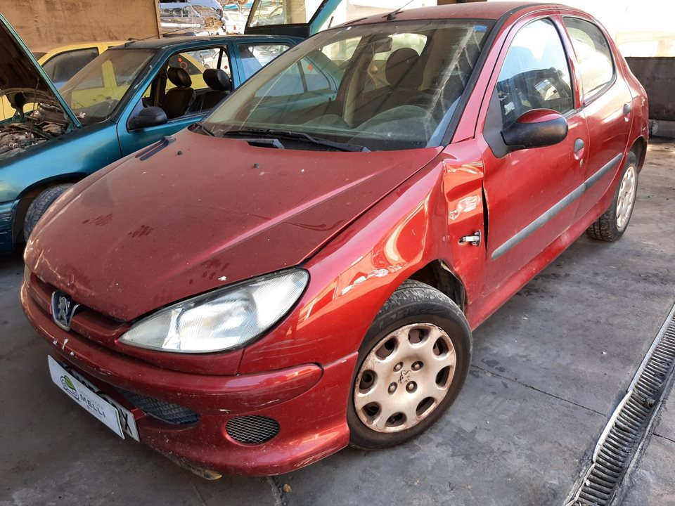 POMO PALANCA CAMBIO PEUGEOT 206 BERLINA XT  2.0 HDi CAT (90 CV)     12.99 - 12.05_img_3