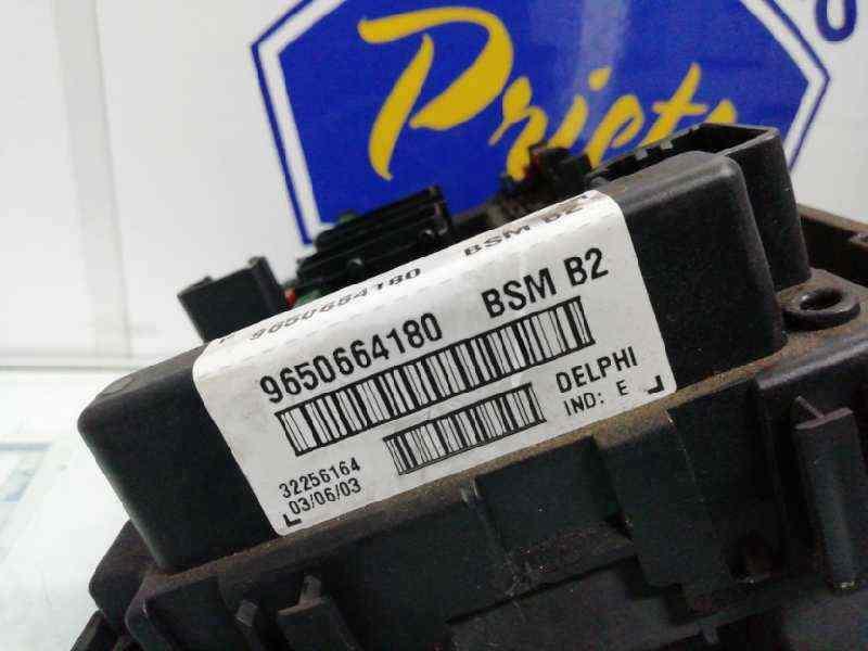 CAJA RELES / FUSIBLES PEUGEOT 206 BERLINA X-Line  1.4 HDi (68 CV) |   10.02 - 12.10_img_1