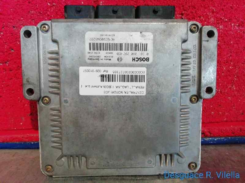 CENTRALITA MOTOR UCE RENAULT LAGUNA II (BG0) Authentique  1.9 dCi Diesel (120 CV) |   0.01 - ..._img_4