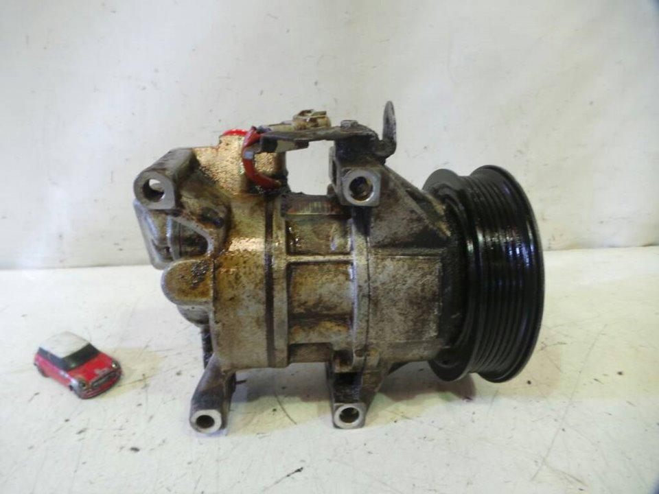 COMPRESOR AIRE ACONDICIONADO TOYOTA YARIS (KSP9/SCP9/NLP9) Básico  1.4 Turbodiesel CAT (90 CV) |   08.05 - 12.08_img_0