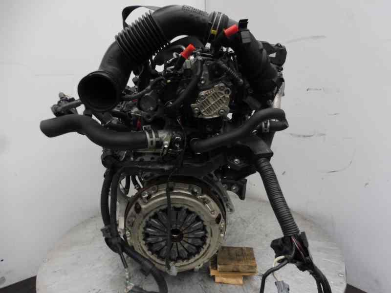 MOTOR COMPLETO TOYOTA YARIS TS  1.4 Turbodiesel CAT (90 CV)     11.08 - 12.10_img_4