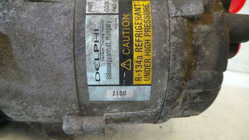 COMPRESOR AIRE ACONDICIONADO RENAULT MEGANE II BERLINA 5P Confort Authentique  1.5 dCi Diesel (101 CV) |   07.02 - 12.05_img_2