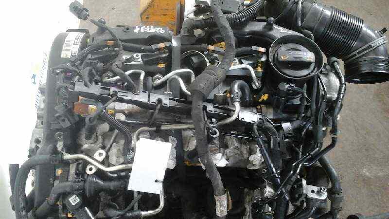 MOTOR COMPLETO VOLKSWAGEN GOLF VI (5K1) 2.0 TDI   (140 CV)     0.08 - ..._img_1