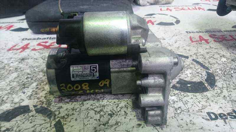 MOTOR ARRANQUE PEUGEOT 3008 Confort  1.6 HDi FAP CAT (9HZ / DV6TED4) (109 CV) |   09.09 - 12.11_img_0