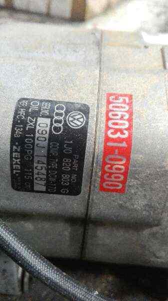 COMPRESOR AIRE ACONDICIONADO VOLKSWAGEN GOLF IV BERLINA (1J1) Conceptline  1.6 16V (105 CV) |   09.97 - 12.02_img_1