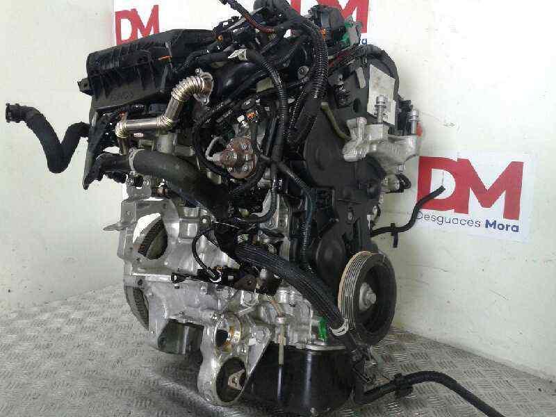 MOTOR COMPLETO CITROEN C4 LIM. Feel  1.6 Blue-HDI FAP (120 CV) |   ..._img_3