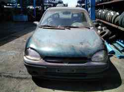 opel corsa b viva  1.7 diesel (60 cv) 1993-1997 X17D W0L000073V4
