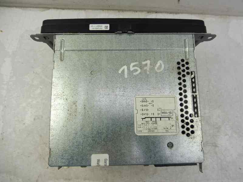 SISTEMA AUDIO / RADIO CD VOLKSWAGEN CADDY KA/KB (2C) Maxi Kombi  1.6 TDI (102 CV) |   07.10 - 12.12_img_4