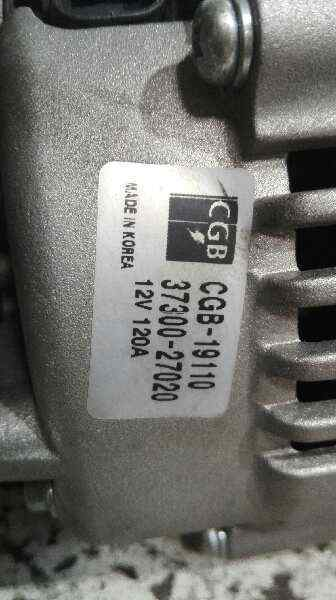 ALTERNADOR HYUNDAI TUCSON (JM) 2.0 CRDi Comfort (4WD)   (140 CV)     12.05 - 12.08_img_1