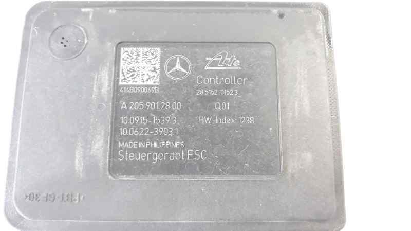 ABS MERCEDES CLASE C (W205) LIM. C 220 CDI BlueTEC (205.004)  2.1 CDI CAT (170 CV) |   12.13 - 12.18_img_1