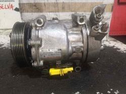 compresor aire acondicionado citroen xsara picasso 1.6 hdi 110 exclusive   (109 cv) 2004-2005 9686061780