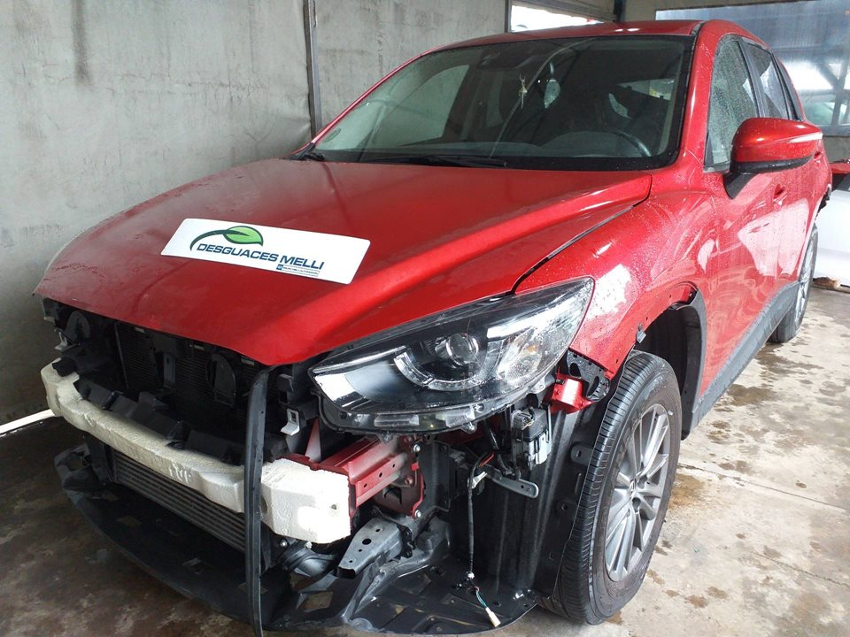 PANEL FRONTAL MAZDA CX-5 Style 2WD  2.2 Turbodiesel CAT (150 CV) |   08.11 - 12.15_img_2