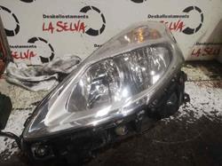 faro izquierdo renault clio iii authentique  1.5 dci diesel (65 cv) 2010-