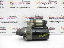 motor arranque opel meriva cosmo 1.3 16v cdti cat (z 13 dt / ln9) (69 cv) 2003-2006