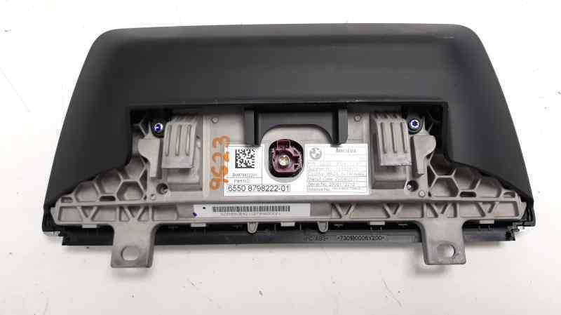 SISTEMA NAVEGACION GPS BMW BAUREIHE X1 (F48) sDrive18d Advantage  2.0 16V Turbodiesel (150 CV) |   0.15 - ..._img_3