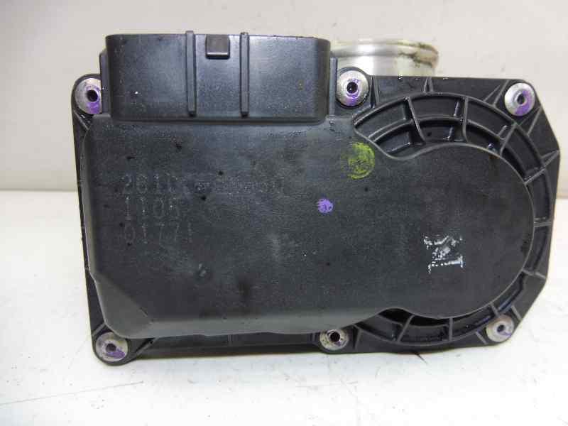 CAJA MARIPOSA TOYOTA YARIS TS  1.4 Turbodiesel CAT (90 CV) |   11.08 - 12.10_img_2