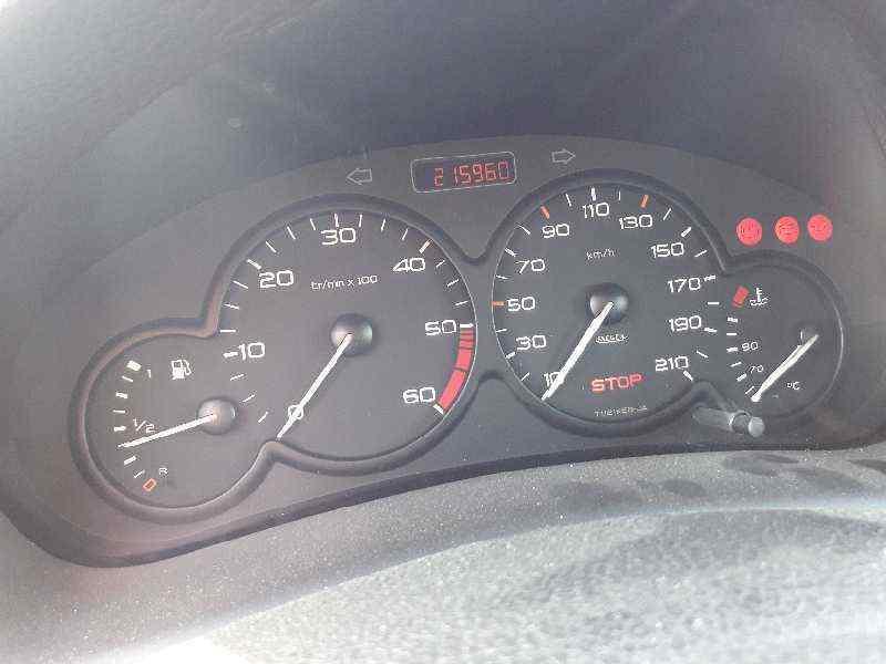 PEUGEOT 206 BERLINA XN  1.9 Diesel (69 CV) |   09.98 - 12.02_img_1