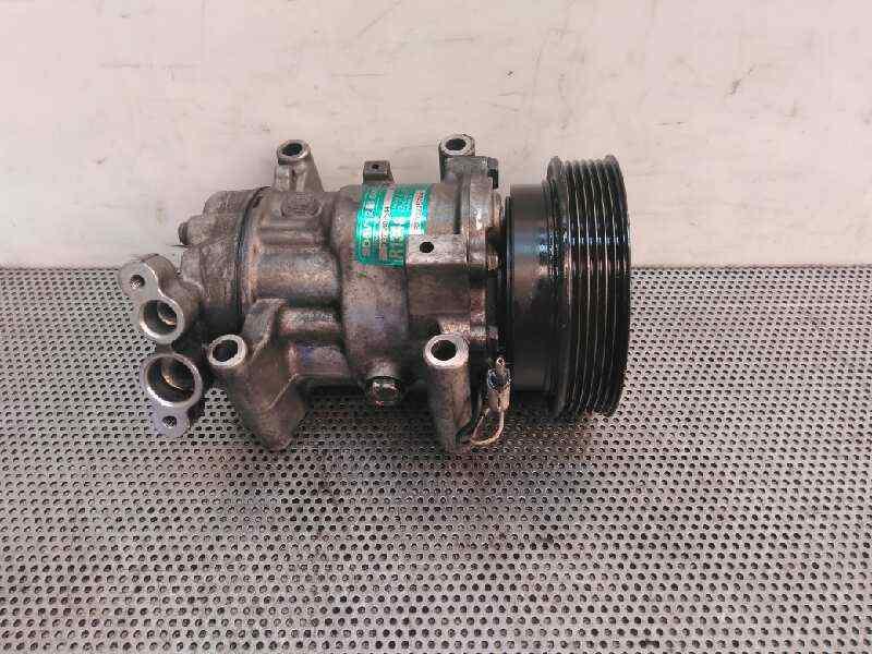COMPRESOR AIRE ACONDICIONADO NISSAN KUBISTAR (X76) Premium (L1)  1.5 dCi Turbodiesel CAT (65 CV) |   09.05 - ..._img_5