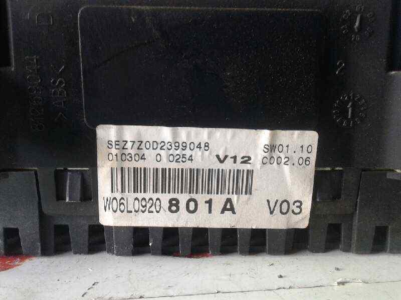 CUADRO INSTRUMENTOS SEAT IBIZA (6L1) 1.9 TDI   (101 CV) |   0.02 - ..._img_2