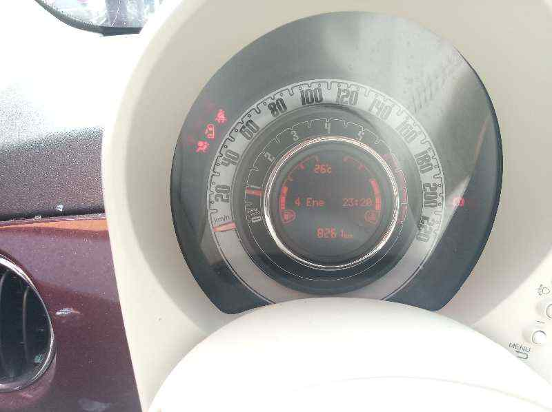 ALTERNADOR FIAT NUOVA 500 (150) Lounge  1.2 CAT (69 CV) |   08.07 - 12.15_img_2