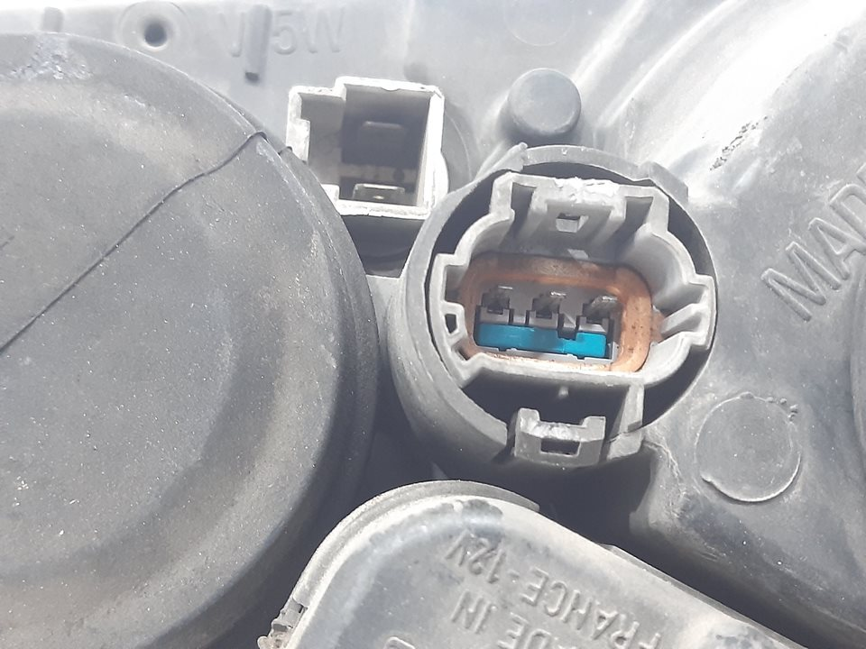 FARO DERECHO NISSAN ALMERA (N16/E) Acenta  2.2 dCi Diesel CAT (112 CV) |   10.02 - 12.04_img_2