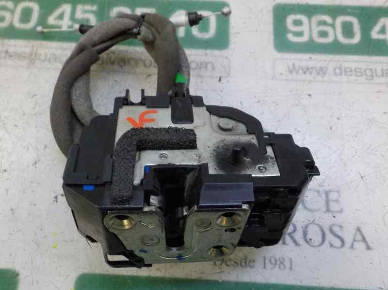 CERRADURA PUERTA TRASERA IZQUIERDA  NISSAN QASHQAI (J10) Tekna Sport  1.5 dCi Turbodiesel CAT (106 CV)     05.09 - 12.15_img_0