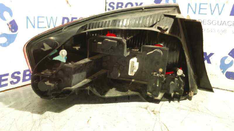 PILOTO TRASERO DERECHO PEUGEOT 407 ST Sport  2.0 16V HDi FAP CAT (RHR / DW10BTED4) (136 CV) |   05.04 - 12.07_img_1