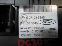 PANTALLA MULTIFUNCION FORD FIESTA (CB1) Titanium  1.25 16V CAT (82 CV) |   07.08 - 12.12_mini_2
