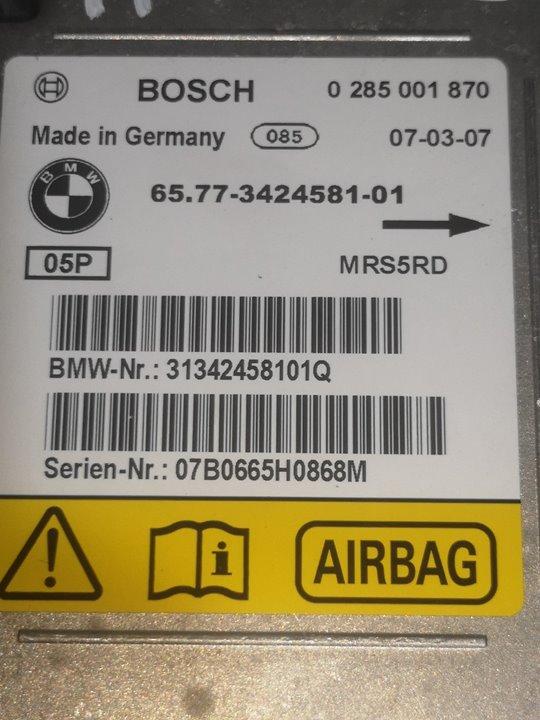 CENTRALITA AIRBAG BMW SERIE X3 (E83) 3.0sd   (286 CV) |   09.06 - 12.08_img_1