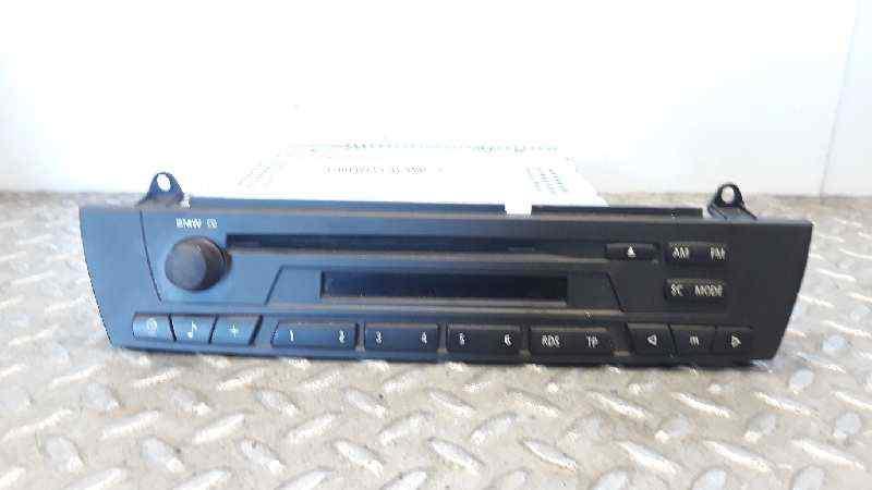 SISTEMA AUDIO / RADIO CD BMW SERIE X3 (E83) 3.0d   (204 CV) |   09.03 - 12.06_img_0