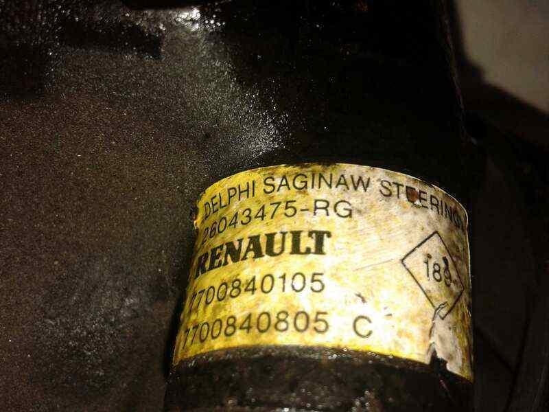 BOMBA DIRECCION RENAULT KANGOO (F/KC0) 1.9 Diesel   (54 CV) |   0.97 - ..._img_1