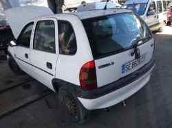 opel corsa b viva  1.7 diesel (60 cv) 1997-1998 X17D W0L000078V4