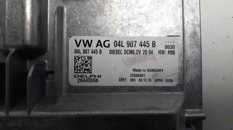 CENTRALITA MOTOR UCE AUDI A3 SPORTBACK (8VA) Ambiente  1.6 TDI (110 CV)     ..._img_2