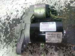 motor arranque skoda fabia (5j2 ) family  1.6 tdi (75 cv) 2011-2013 02Z911023N