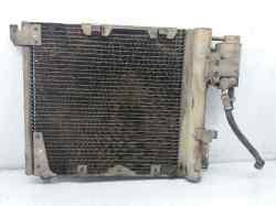 condensador / radiador  aire acondicionado opel astra g berlina edition  1.7 16v cdti cat (z 17 dtl / lrb) (80 cv) 2002-2004 24465322