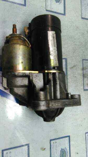 MOTOR ARRANQUE RENAULT MEGANE I FASE 2 BERLINA (BA0) 1.9 dTi Authentique (BA0.)   (80 CV) |   10.00 - 12.02_img_1