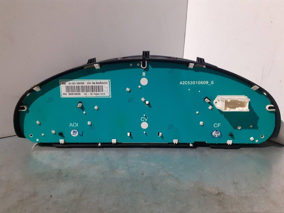 CUADRO INSTRUMENTOS PEUGEOT 407 SW ST Sport Pack  2.0 16V HDi FAP CAT (RHR / DW10BTED4) (136 CV)     05.04 - 12.07_img_2