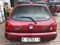ford fiesta berlina valore  1.8 diesel cat (60 cv) 1996-1997 RTJ WF0AXXBAJAV