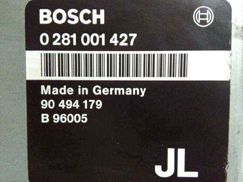 CENTRALITA MOTOR UCE OPEL OMEGA B Básico Berlina  2.5 Turbodiesel (X 25 TD / U 25 TD / L93) (131 CV) |   04.94 - 12.99_img_2