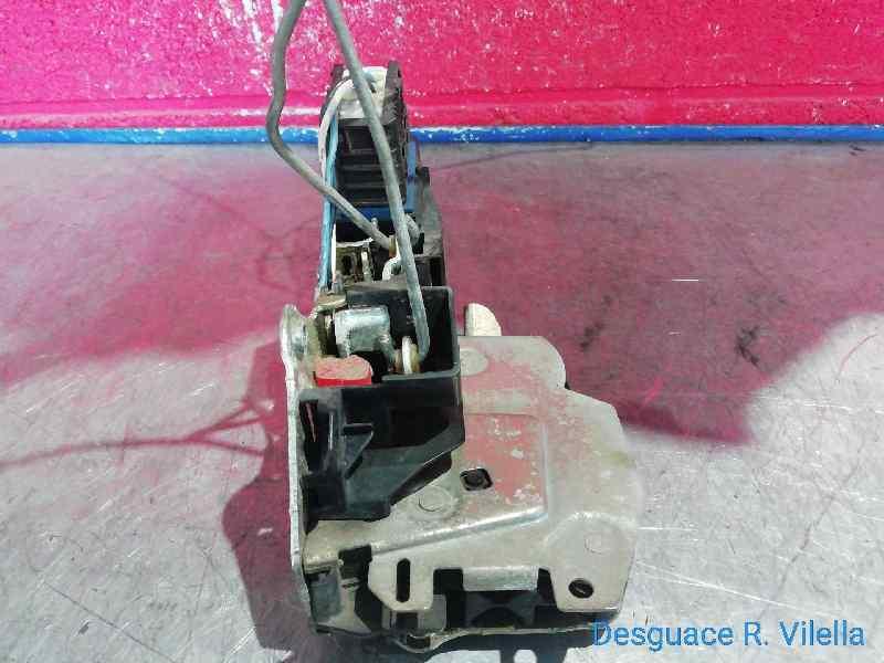 CERRADURA PUERTA TRASERA IZQUIERDA  BMW SERIE 3 BERLINA (E36) 325td  2.5 Turbodiesel CAT (116 CV) |   09.91 - 12.98_img_3