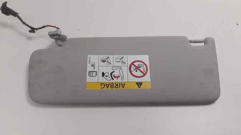 PARASOL DERECHO VOLKSWAGEN GOLF VII SPORTSVAN Advance BlueMotion Tech  1.6 16V TDI DPF (110 CV) |   05.14 - 12.15_img_2